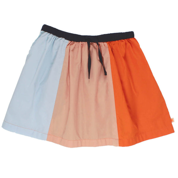tinycottons Kids Bottoms color block skirt - Ever Simplicity