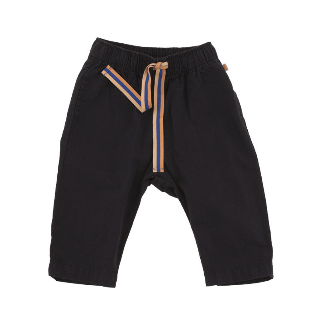 tinycottons Kids bottoms solid pant wv-Dark Navy - Ever Simplicity