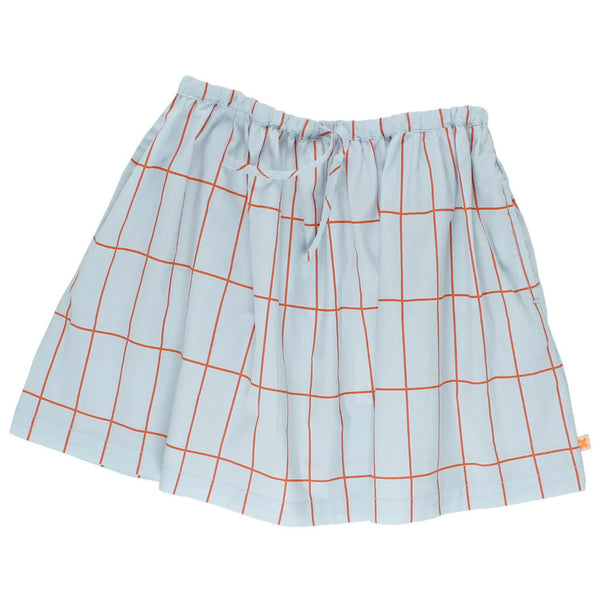 big grid skirt