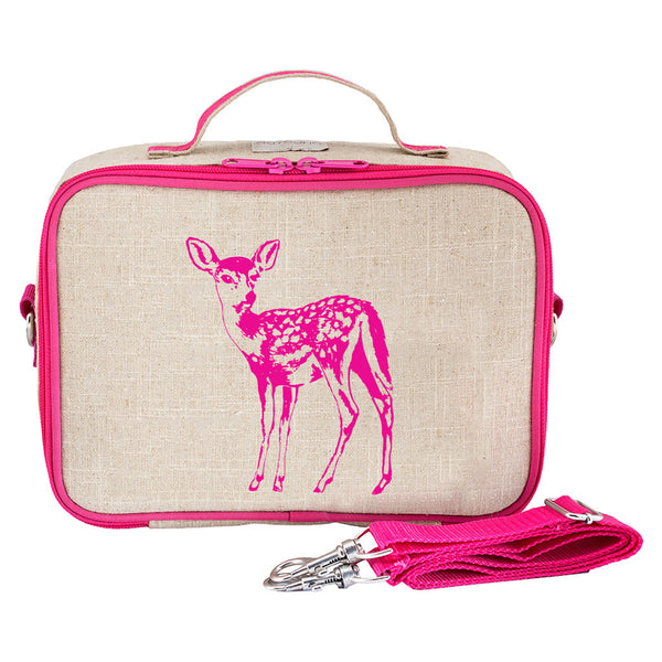 Soyoung Kids accessories Pink Fawn Lunch Box - Ever Simplicity