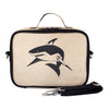 Soyoung Kids accessories Black Shark Lunch Box - Ever Simplicity