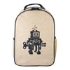 Soyoung Kids accessories Grey Robot Toddler Backpack - Ever Simplicity