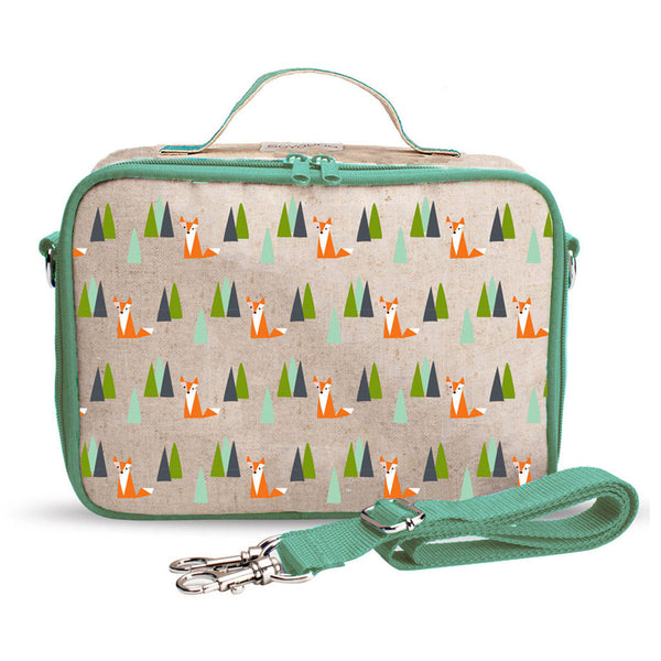 Olive Fox Lunch Box