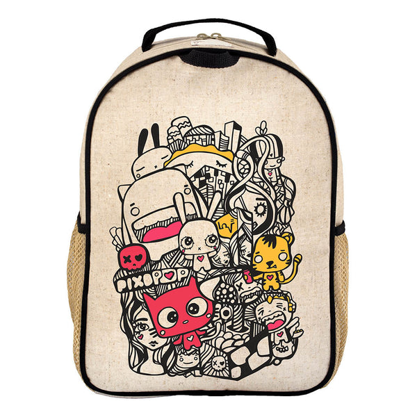 PIXOPOP PISHI AND FRIENDS Toddler Backpack
