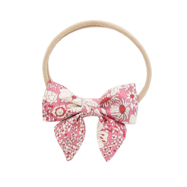 Pink Liberty Mini Sailor Bow - Ever Simplicity