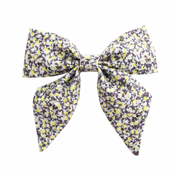 Yellow Scatter Sailor Bow - Ever Simplicity