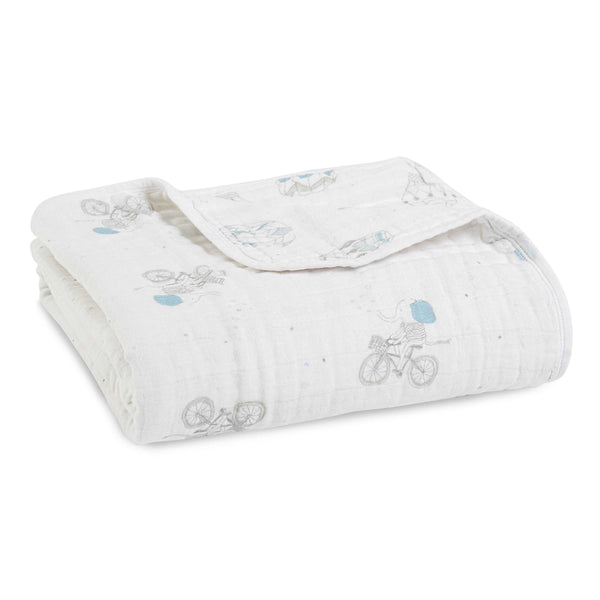 aden + anais Kids accessories Night Sky Reverie Classic Dream Blanket - Ever Simplicity