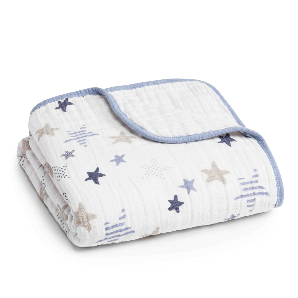 aden + anais Kids accessories Rock Star Classic Dream Blanket - Ever Simplicity