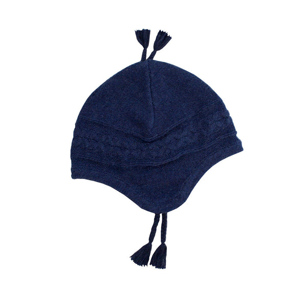 Angel Dear Kids accessories Blue Pilot Beanie - Ever Simplicity