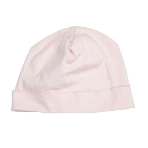 Kissy Kissy Basic Pima Cotton Baby Girl Hat - Ever Simplicity