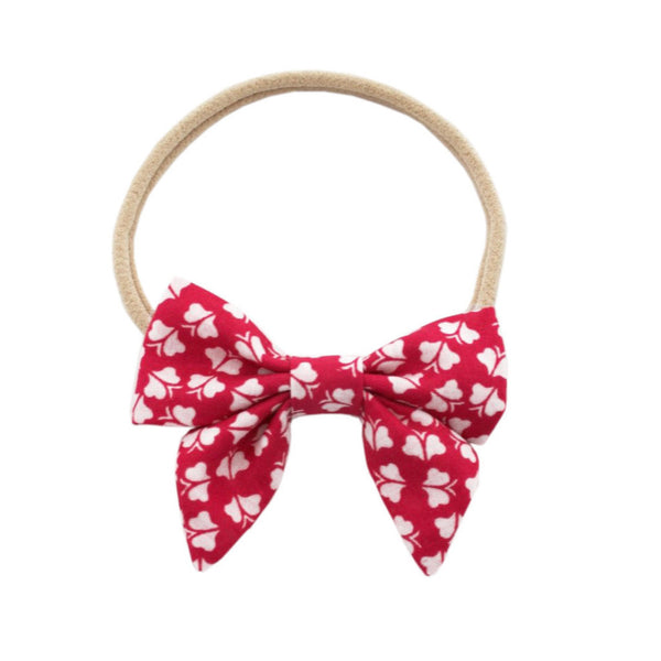 Ever Simplicity Kids accessories Butterfly Mini Sailor Bow - Ever Simplicity