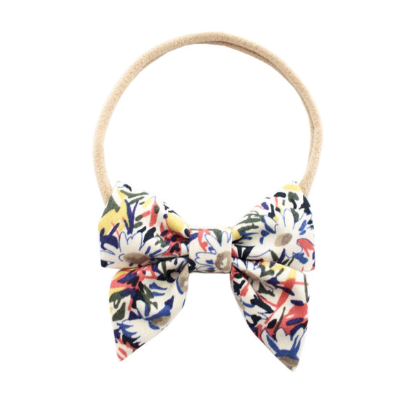 Daisy Mini Sailor Bow - Ever Simplicity  - 1