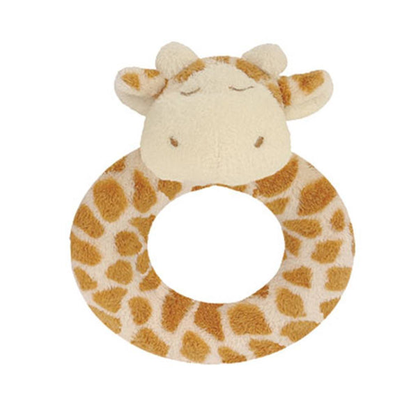 Angel Dear Baby accessories Giraffe Ring Rattle - Ever Simplicity