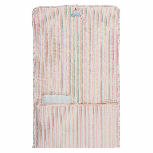 Serendipity Organics Kids accessories Organic Quilt Blanket-Stripe - Ever Simplicity