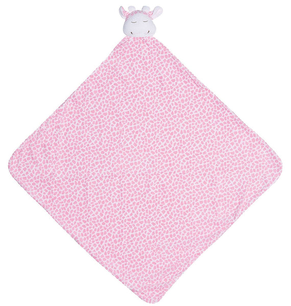 Pink Giraffe Napping Blanket - Ever Simplicity  - 1