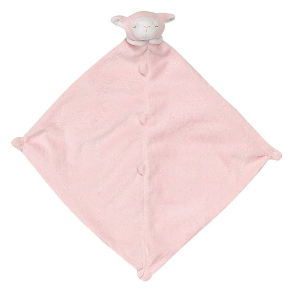 Pink Lamb Blankie - Ever Simplicity  - 1