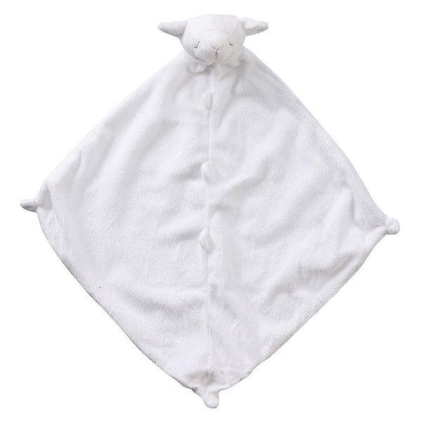 Angel Dear Baby accessories White Lamb Blankie - Ever Simplicity