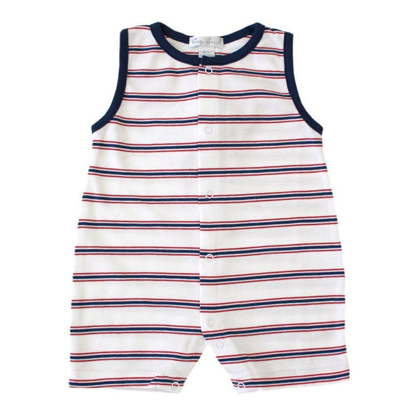 Kissy Kissy Baby one-pieces Nautical Mile Stripe Playsuit - Ever Simplicity