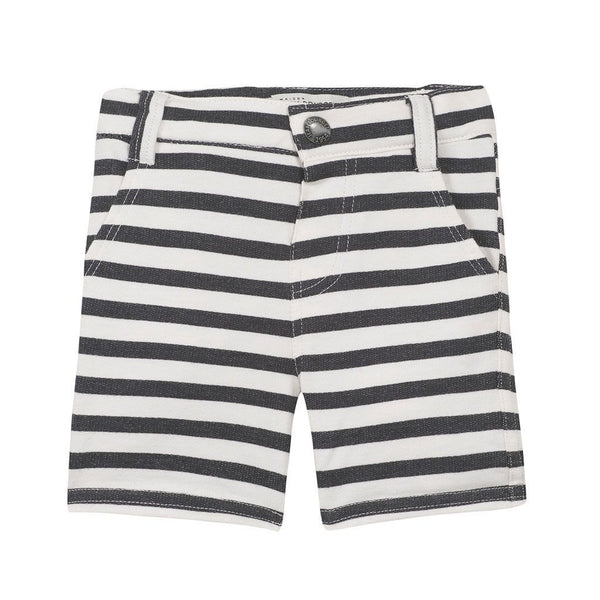 Jean Bourget Kids Bottom Striped Shorts - Ever Simplicity