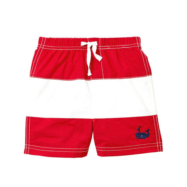 Whale Swim Trunks - Ever Simplicity  - 1