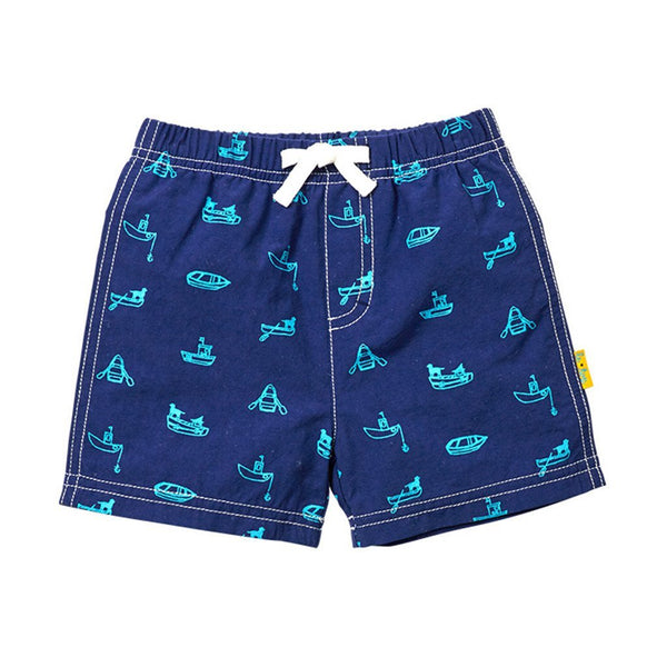 Le Top Kids bottoms Boats Swim Trunk - Ever Simplicity