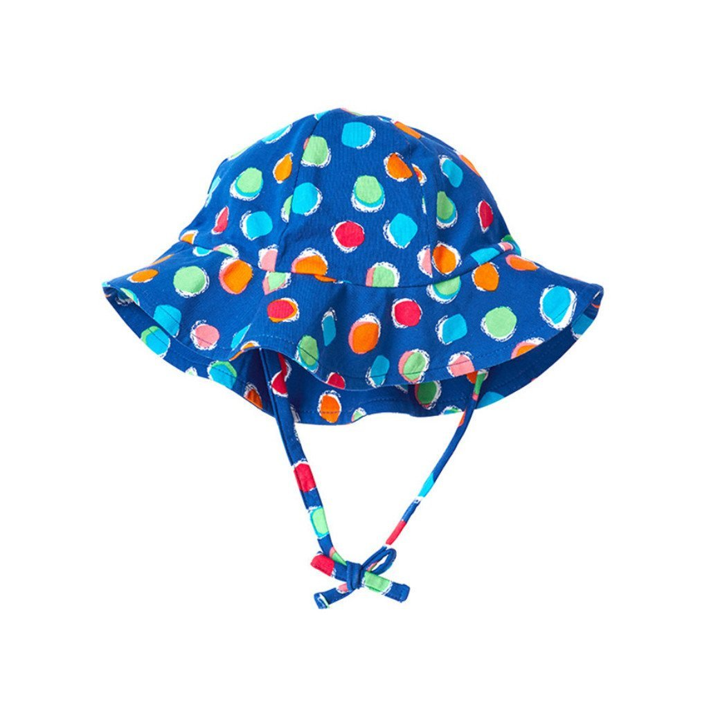 Le Top Kids accessories Spots and Dots Sunhat - Ever Simplicity