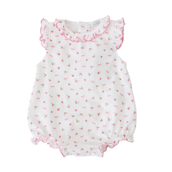 Kissy Kissy Baby bodysuit Rosy Playsuit - Ever Simplicity