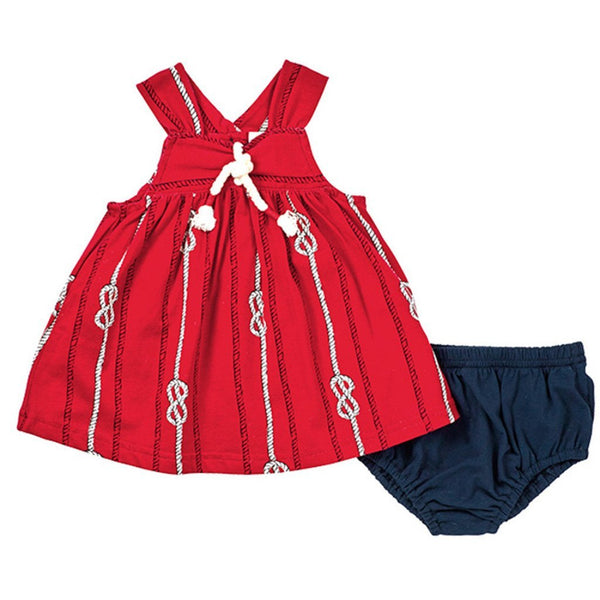 Le Top Kids dresses By The Sea Dress & Bloomer Set - Ever Simplicity
