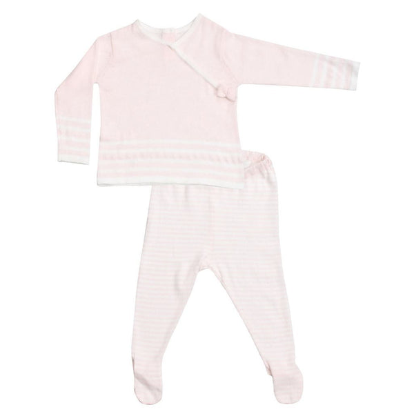 Angel Dear Kids sets Darling Diamond Kimono & Footie - Ever Simplicity