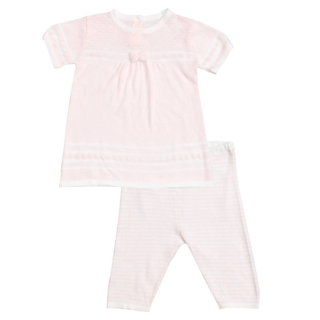Angel Dear Kids sets Darling Diamond Tunic & Capri Set - Ever Simplicity