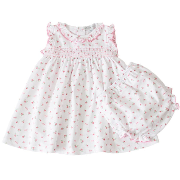 Rosy Dress & Bloomers Set - Ever Simplicity  - 1
