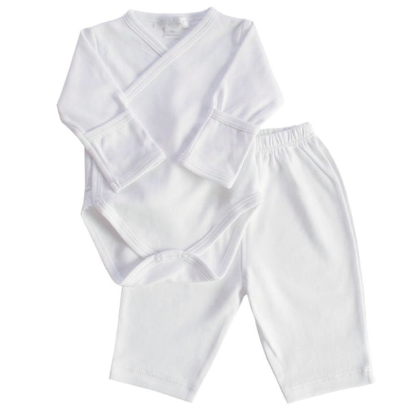 Kissy Kissy Kids sets Basic Bodysuit and Pant Set - Ever Simplicity