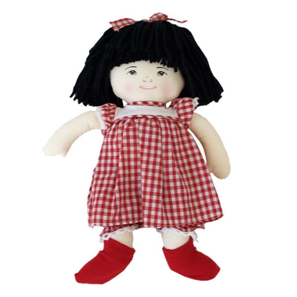 Charles Zadeh Kids toys Awake Asleep Annie Doll - Ever Simplicity