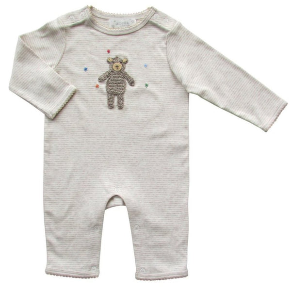 Albetta Kids one-pieces Crochet Bear Babygrow - Ever Simplicity