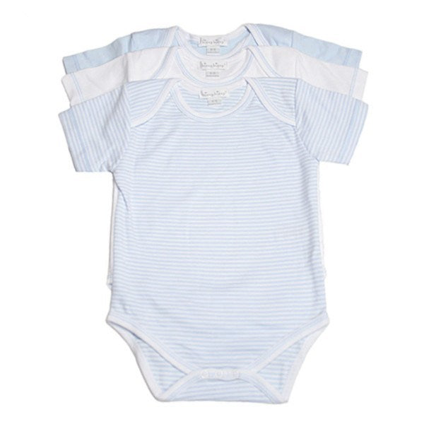 Kissy Kissy Kids bodysuit Baby Boy 3 Pack Body Sets - Ever Simplicity