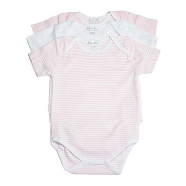 Kissy Kissy Kids bodysuit Baby Girl 3 Pack Body Sets - Ever Simplicity