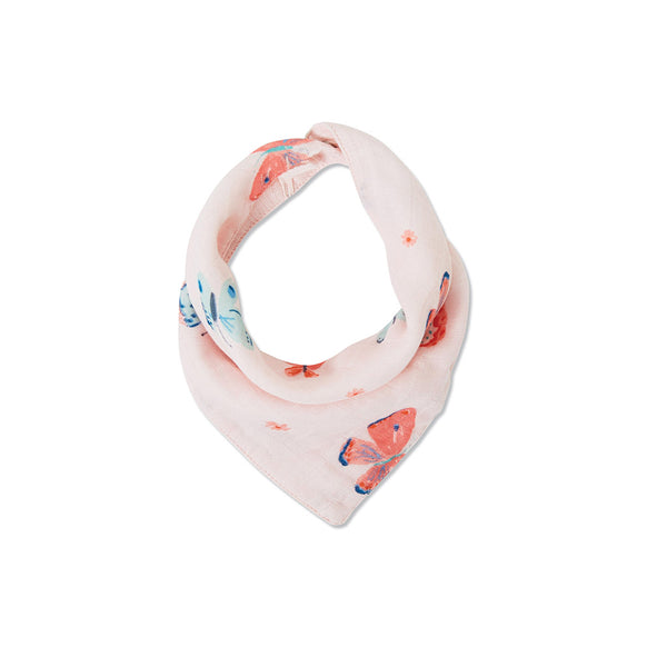 Angel Dear Kids accessories Butterflies Muslin Bib - Ever Simplicity
