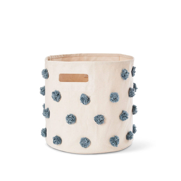 Petit Pehr Kids accessories Deep Sea Pom Pom Bin - Ever Simplicity