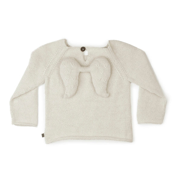 Oeuf Kids tops Angel Sweater - Ever Simplicity