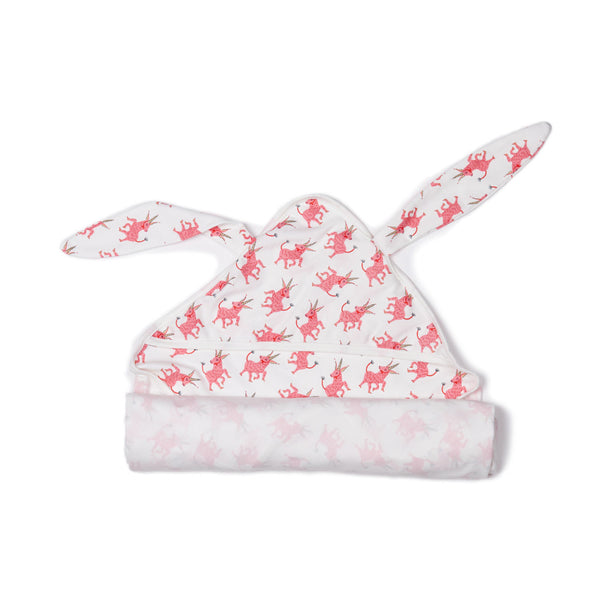 Oeuf Kids accessories Unicorn Bunny Swaddle - Ever Simplicity