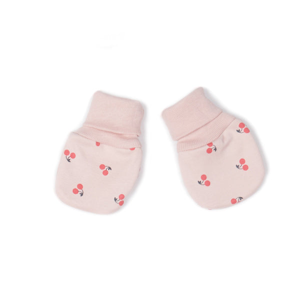 Oeuf Kids accessories Cherry Mittens - Ever Simplicity