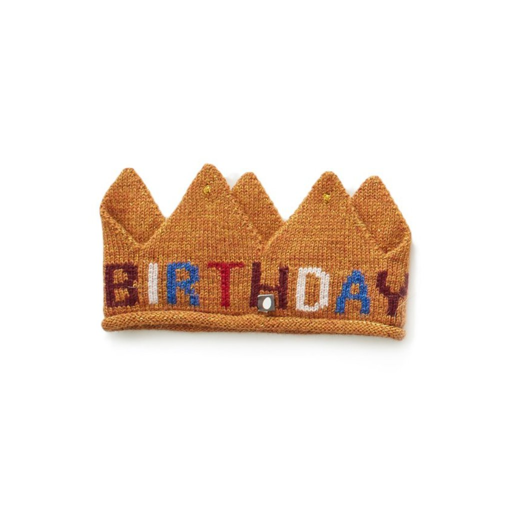 Oeuf Kids accessories Crown-Gold/Birthday - Ever Simplicity