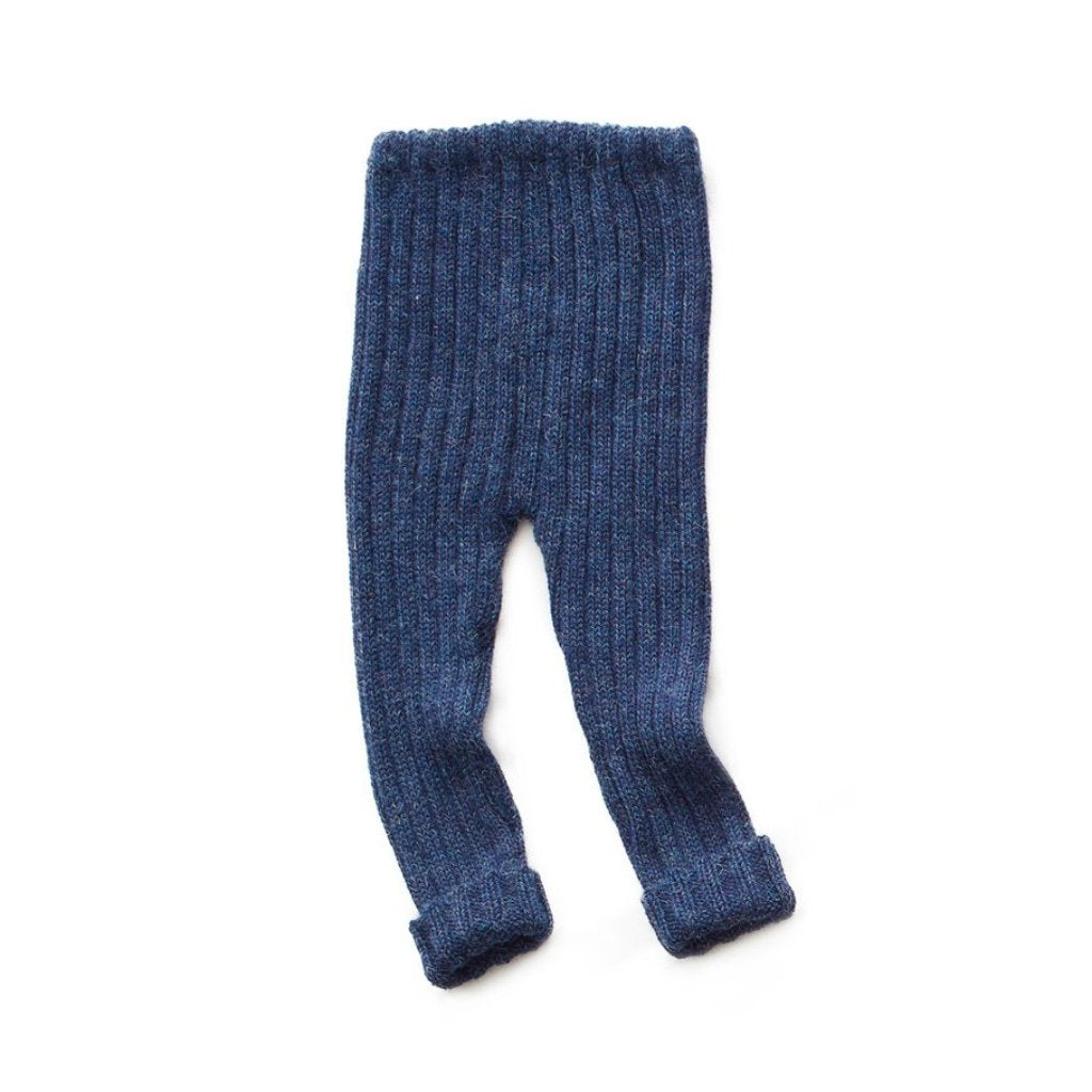 Oeuf Kids Bottoms Everyday Pants-Indigo - Ever Simplicity