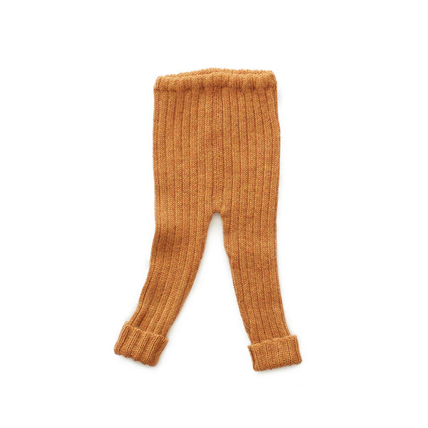 Oeuf Kids Bottoms Everyday Pants-Ochre - Ever Simplicity