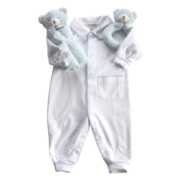 Kissy Kissy Kids gift sets Ever 01 - Baby Boy Gift Set - Ever Simplicity