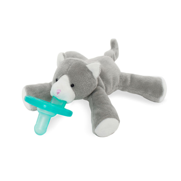 WubbaNub Kids Toys Grey Kitten Pacifier - Ever Simplicity