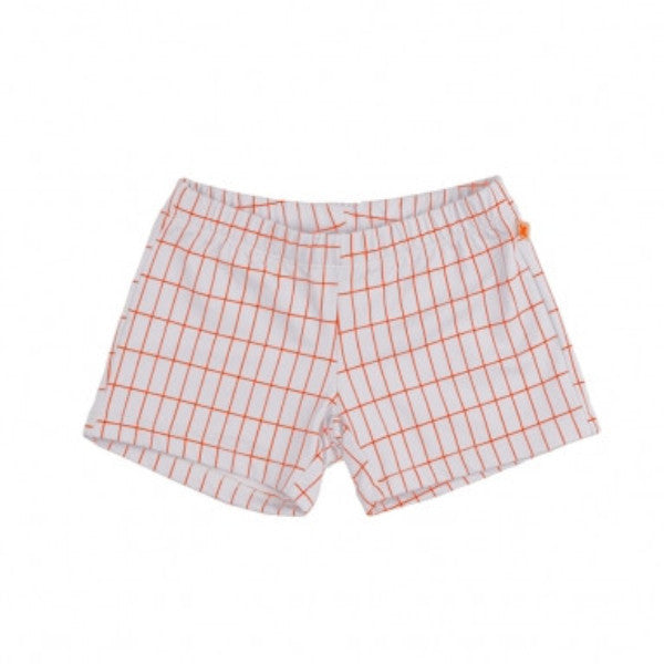 tinycottons Kids bottoms grid trunks - Ever Simplicity