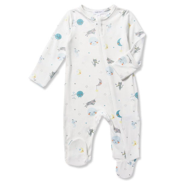 Angel Dear Kids one-pieces Hey Diddle Footie - Ever Simplicity