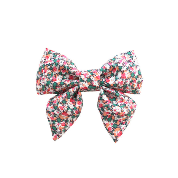 Pink Liberty Scatter Mini Sailor Bow - Ever Simplicity  - 1