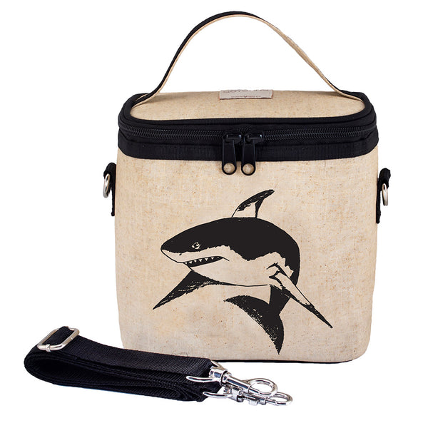 Soyoung Kids accessories Black Shark Large Cooler Bag - Ever Simplicity